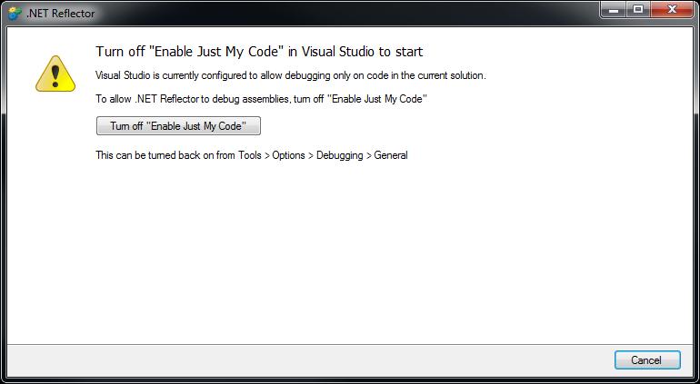 NET Reflector Pro: Debugging the  NET Framework Source Code
